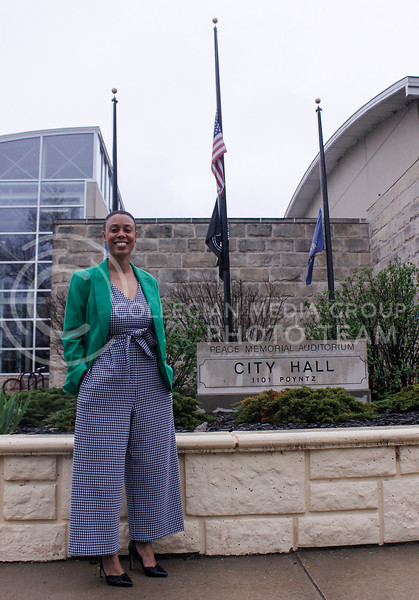 Rina Neal was recently promoted to the city of Manhattan's finance director. Neal has worked for the city for nearly 20 years in varying roles, most recently as assistant finance director. (Kaylie McLaughlin | Collegian Media Group)