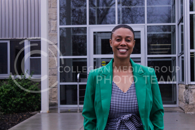 Rina Neal was recently promoted to the city of Manhattan's finance director. Neal has worked for the city for nearly 20 years in varying roles, most recently as assistant finance director (Kaylie McLaughlin | Collegian Media Group)
