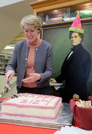 Happy Anniversary President Mooney
