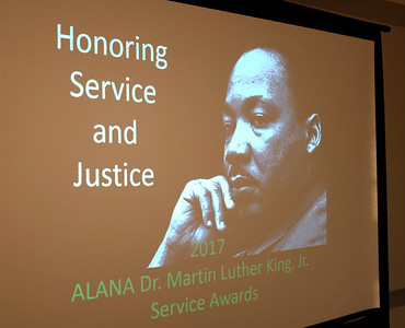2017 ALANA Dr. Martin Luther King Jr. Service Awards 2-22-17