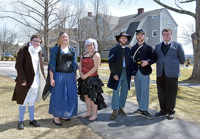 Historical Scavenger Hunt/History Club 4-11-17