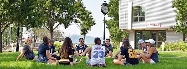Student Affairs Leadership (SAL) Training 8-21-17