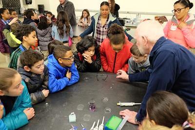 Alma del Mar Third Grade Class Visit 4-10-18