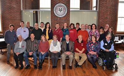 Alumni Association March Meeting Show