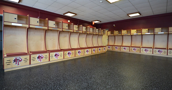 Softball Team Locker Room 1-8-18