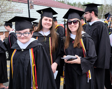 Honors Convocation 5-4-18