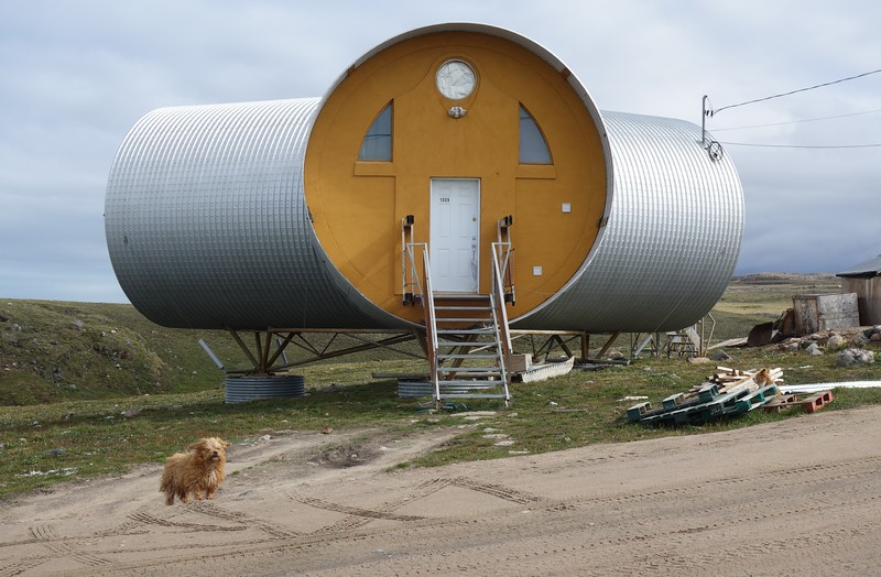 Arctic Housing