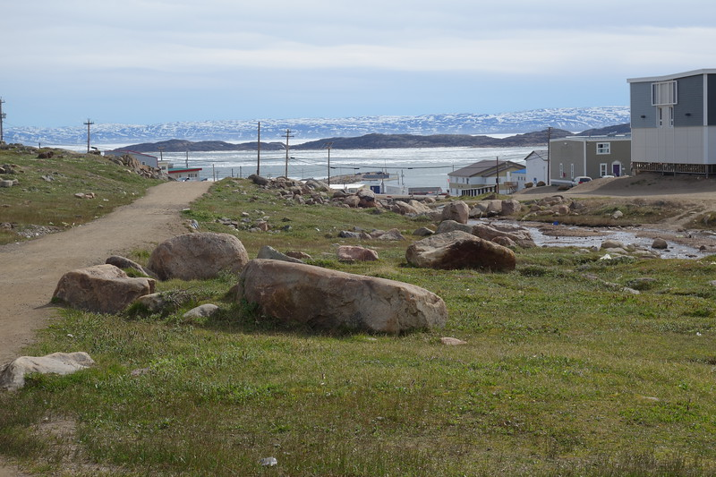 Path to Frobisher Bay