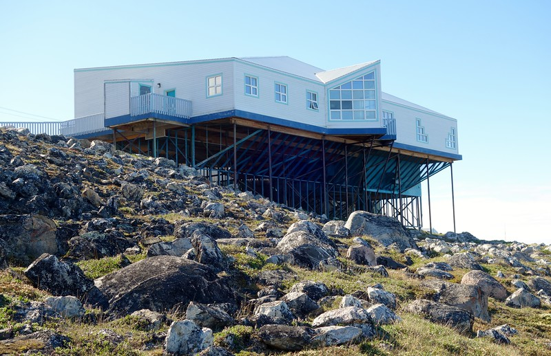 Pond Inlet Nattinak Visitor Center and Library
