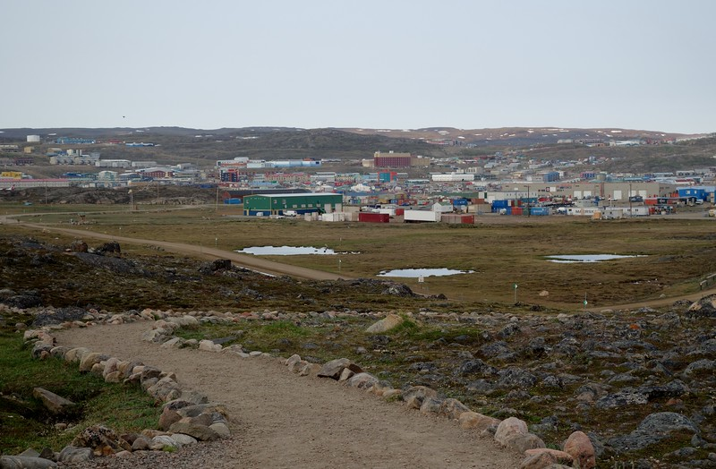 The City of Iqaluit