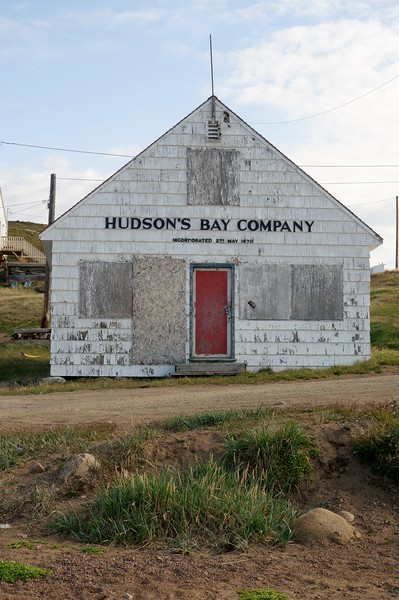 Hudson's Bay Company on Apex Trail