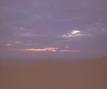 AR-33 A Vietnam sunset