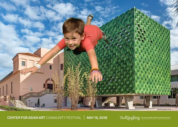 Center for Asian Arts Fest 2016