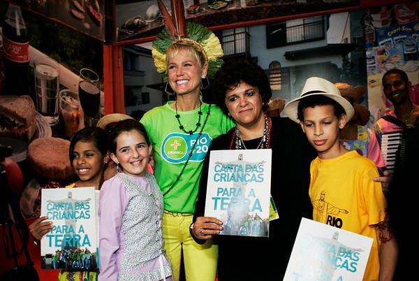 Carta das Crianças para Terra