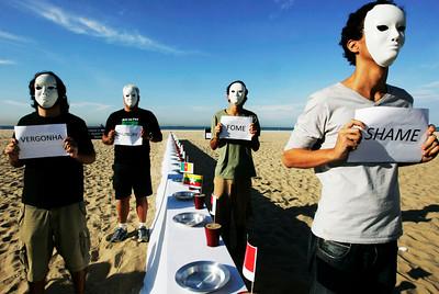 Fome | Protesto