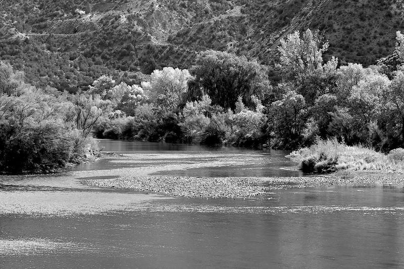 Rio Grande near Pilar