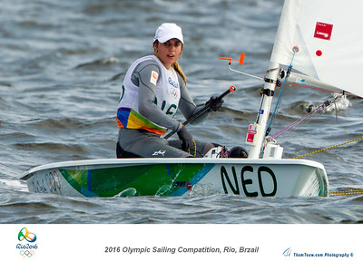 2016 Olympic Sailing Games, Rio, Brazil