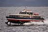 Paqueta Island and ferry, March 28, 2004.(Australfoto/Douglas Engle)