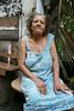 Gloria Roque Adriano in the Vila Alice slum in Rio de Janeiro, Brazil, Oct. 26, 2005. (Foto/Douglas Engle/Australfoto)