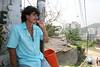 Sebasti‹o Bazilio Machado, 47, in the Vila Alice slum in Rio de Janeiro, Brazil, Oct. 26, 2005. (Foto/Douglas Engle/Australfoto)