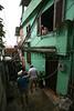 A view of the Parque da Cidade slum in Rio de Janeiro, Brazil.(Australfoto/Douglas Engle)
