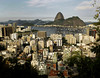 A view of the Botafogo Bay and Sugarloaf mountain, Rio de Janeiro, Brazil, April 23, 2011. (Austral Foto/Renzo Gostoli)
