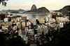 View of the Botafogo Bay and Sugarloaf mountain, Rio de Janeiro, Brazil, April 23, 2011. (Austral Foto/Renzo Gostoli)