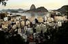 View of the Botafogo Bay and Sugarloaf mountain, Rio de Janeiro, Brazil, April 23, 2011. (Austral Foto/Renzo Gostoli)