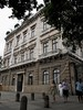 The Museum of the Republic in the Flamengo district of Rio de Janeiro, Brazil. The historic building was once the Brazilian Presidential Mansion and now has educational exhibits.(Australfoto/Douglas Engle)