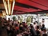Clients at the Cozinha Boemia restaurant in the Leblon district of Rio de Janeiro, Brazil. (Australfoto/Douglas Engle)