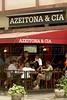 Clients at the Azeitona e Cia restaurant in the Leblon district of Rio de Janeiro, Brazil. (Australfoto/Douglas Engle)