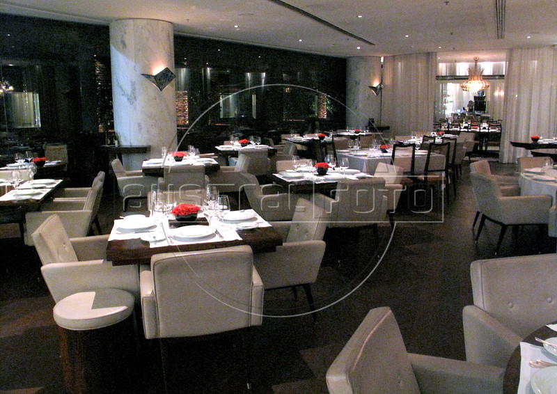 The Fasano al Mare restaurant, in the Fasano Hotel in the Ipanema district of Rio de Janeiro(Australfoto/Douglas Engle)