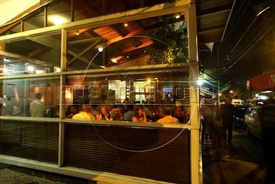 The Zuka restaurant, in the Leblon district of Rio de Janeiro, Brazil. (Australfoto/Douglas Engle)