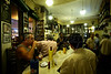 The Bar do Gomez, a general store turned bar in the Santa Tereza neighborhood of Rio de Janeiro. One of the city's most charming areas, located on a hill close to downtown. It was one of the first aristocratic neighborhood and many historic homes and buildings are still there today. Largely abandoned by the elite ages ago, has been taken over by bohemians who have opened cafes, bars and galleries.  (Australfoto/Douglas Engle)