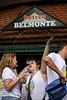 Clients at the Belmonte bar in the Leblon district of Rio de Janeiro, Brazil. (Australfoto/Douglas Engle)