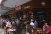 Clients at the Rota 66 restaurant in the Leblon district of Rio de Janeiro, Brazil. (Australfoto/Douglas Engle)