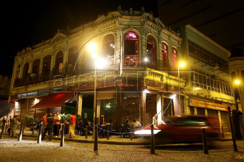 The Centro Cultural Carioca, in downtown Rio de Janeiro, Brazil. (Australfoto/Douglas Engle)