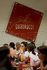 Clients at the Quadrucci restaurant in the Leblon district of Rio de Janeiro, Brazil. (Australfoto/Douglas Engle)