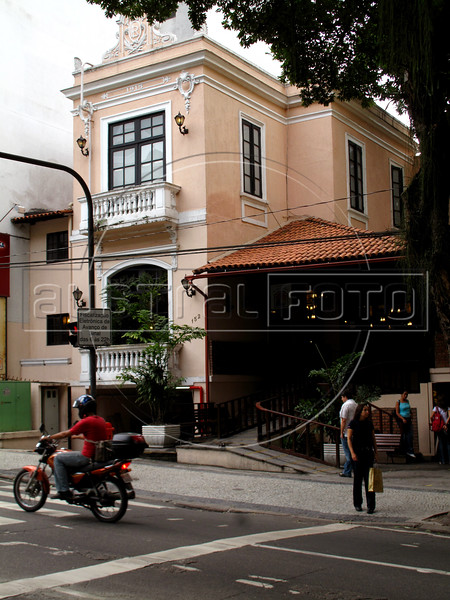 "The ""A Mineira"" restaurant in the Humaita district of Rio de Janeiro, Brazil. (Australfoto/Douglas Engle)"