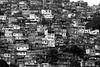The Rocinha slum in Rio de Janeiro. (Douglas Engle/Australfoto)