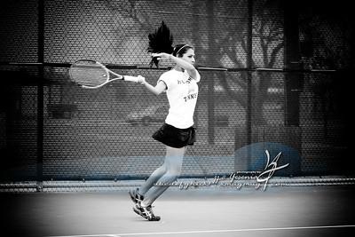 Rio Hondo Tennis - 2/19/11 - Lyford Invitational