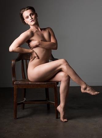 Brooklyn drag quen NYC nude fine art photography by Aaron Paul Rogers.