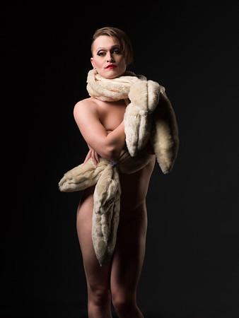 drag queen nyc mink