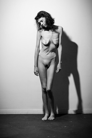 Nude fine art NYC photography by Aaron Paul Rogers. Brooklyn.