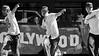 b-boy street performer by Riot Mob