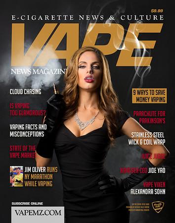 Vape News Magazine riot mob, Aaron Paul Rogers, fine art photography, los angels, ca, riotmob.com