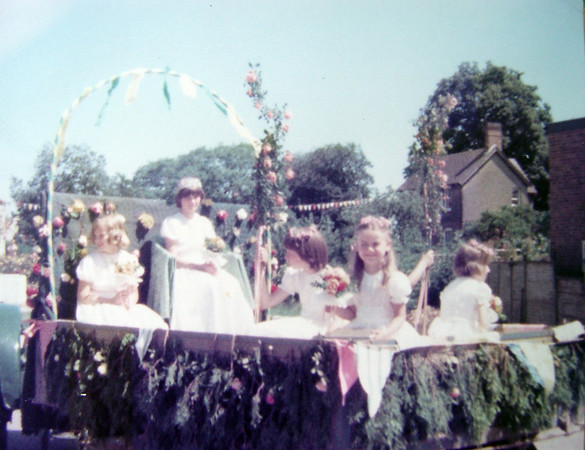 Rippingale Fete  1977
