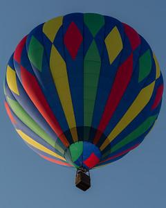 Rising Star casino balloon fest