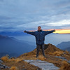 The summit of Chandrashila Mt. The Himalayas. 11.11.11 / Вершина г. Чандрашила. Гималаи. 11.11.11