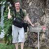 Привет из садов Ашрама Шри Ауробиндо :) / Greetings from Sri Aurobindo Ashram gardens :)